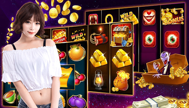 Facts and Myths About Online Slot Games
